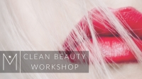 Workshop Clean Beauty
